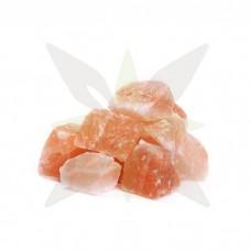 Himalaya steenzout brokken roze 3 kg