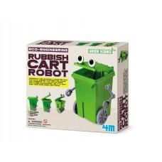 Bouwpakket - Maak je eigen Vuilnisrobot