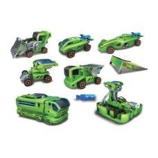 Hybride-Solar speelgoed