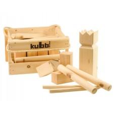 Kubb spel - houten krat