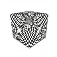 Geobender black and white Matrix edition