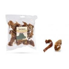 Varkensoorstukjes - Hondensnack - 250 gram