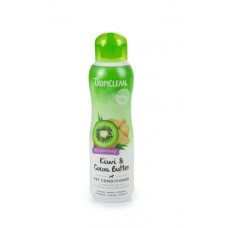 TropiClean Kiwi Cocoa Butter Conditioner - Hondenshampoo - 355 ml