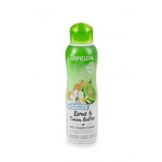 TropiClean Lime Cocoa Butter Conditioner - Hondenshampoo - 355 ml
