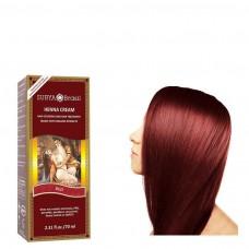 Henna Haarverf Cream Red 70ml
