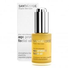 Aloe Vera Age Protect Facial Oil 30ml