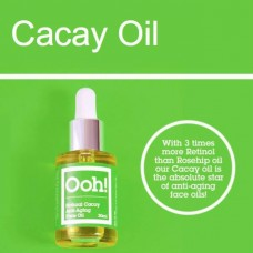 Natural Cacay Anti-Aging Face Oil 30ml