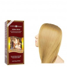 Henna Haarverf Cream Swedish Blonde 70ml
