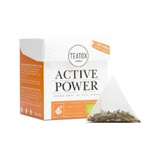 Active Power Tea Bags Bio 12x2g