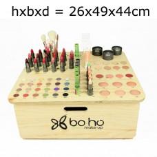 Boho M5 TESTER display (incl testers) 26hx48,5bx44d cm)