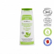 Organic Shampoo 2in1 200ml