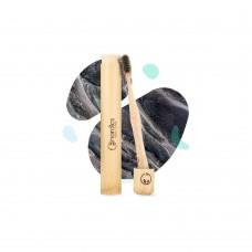 Bamboo travel case