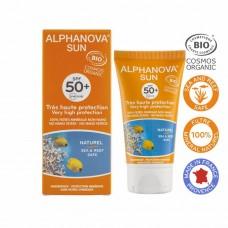 BIO SPF 50+ Face Cream Tube Summer-Winter  50g