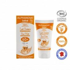 BIO SPF 50+ Bebe Hypo allergeen Sun Milk 50g