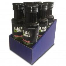 Black BIO Detox First Aid NL 6 Flesjes