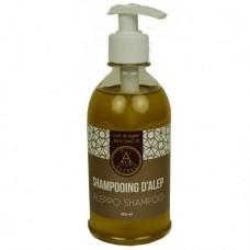 Alepeo Shampoo Aleppozeep Zwarte Komijn 350ml doos 12 stuks
