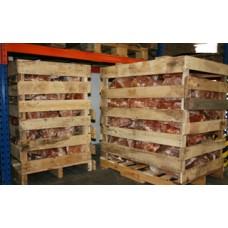 Ruwe Zoutbrokken 2 tot kist 750 kg