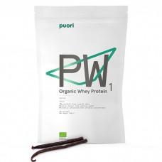 Puori Wheyproteine Poeder Vanille doos 6 stuks